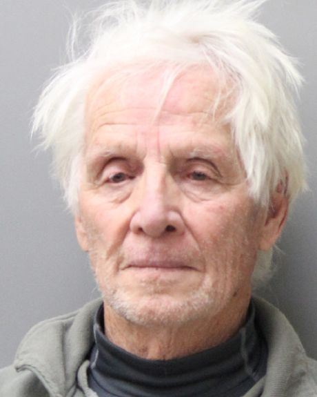 Patrick Jibron, 80, arrested for trafficking 60 pounds of Marijuana
